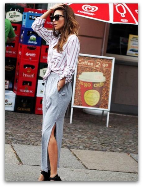 Este verano, la moda son las faldas largas
