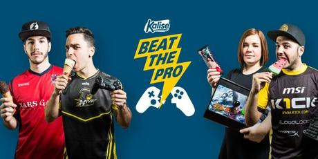 beat the pro kalise gamergy junio 2016