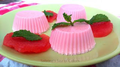 9 postres con gelatina