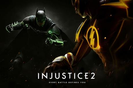 Primer trailer de Injustice 2