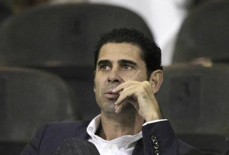 Fernando Hierro nuevo técnico del Oviedo equipo de Carlos Slim en España