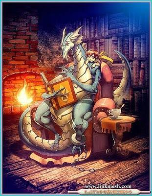 Donde buscar dragones y como encontrarlos ~ Tercera Parte ~