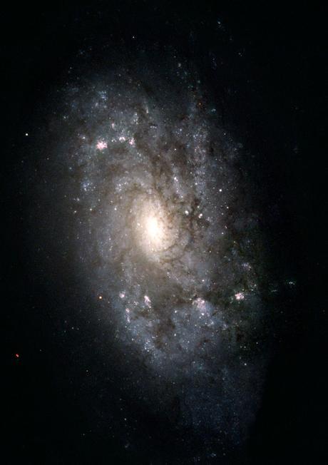 Galaxia espiral NGC 3949