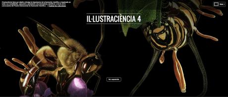 Il·lustraciència. Premio Internacional de ilustración científica #Imágenes