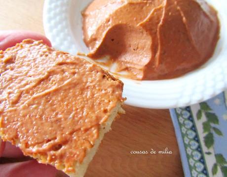Mantequilla de marisco,  con y sin lactosa