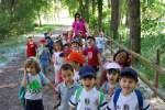 De paseo por el bosque pedagógico