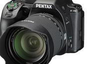 Pentax K-70, nueva réflex resistente híbrido alta sensibilidad