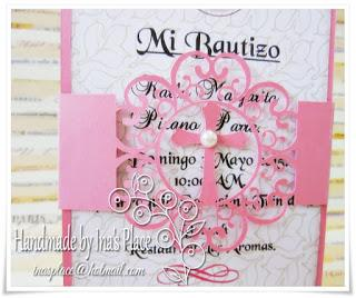 Mi Bautizo - Always Baby Pink - Flourish.