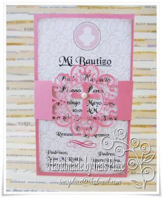Mi Bautizo - Always Baby Pink - Flourish.