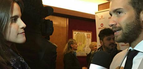 [VÍDEO] Pablo Alborán un invitado de lujo en los Pemios Gardel