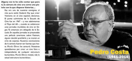 Entrevista con Pedro Costa: «¡Tengo una felicitación de ETA!»