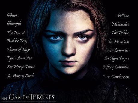 ¡Atención Spoiler! Es revelado el destino de Arya en