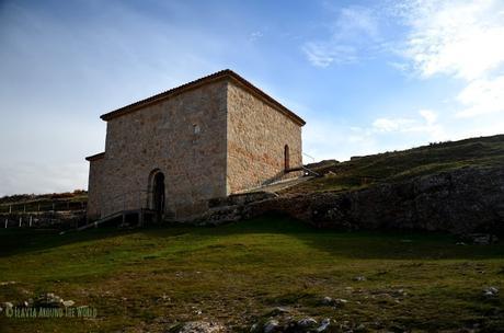 Exterior de la ermita de San Baudelio, Soria