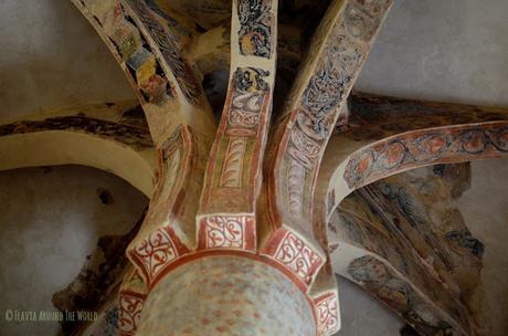 Pinturas de la ermita de San Baudelio en Soria