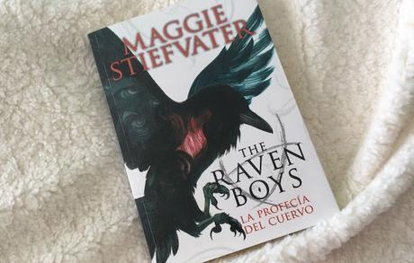 Reseña: La profecía del cuervo de Maggie Stiefvater