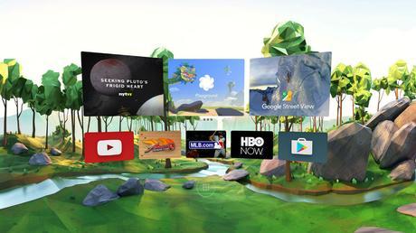 Google le apostará a la realidad virtual social con Daydream