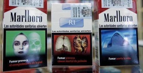¿Funcionan las advertencias antitabaco?