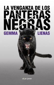 'La venganza de los panteras negras' de Gemma Lienas