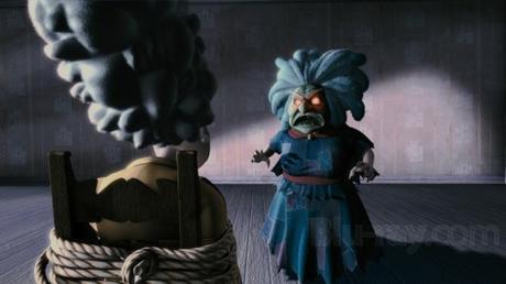 Las nuevas aventuras de Caperucita Roja (2011), la trufa mojón
