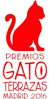 I PREMIOS GATO TERRAZAS MADRID 2016