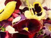 Flores plato.