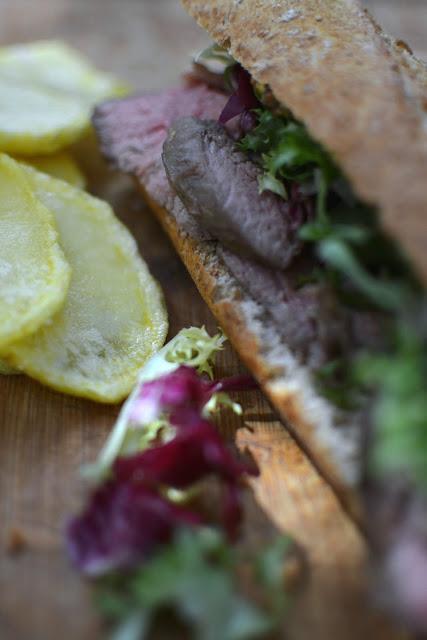 Receta fácil de bocata de Roast Beef 02