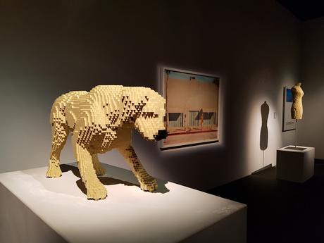 Nathan Sawaya: The Art of the Brick