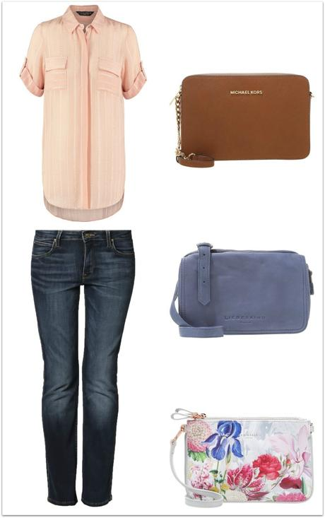 Cómo combinar tu bolso con tu look