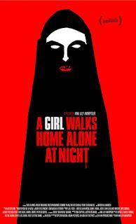 GIRL WALKS HOME ALONE AT NIGHT, A (Chica vuelve a casa sola de noche, una) (USA, 2014) Fantástico