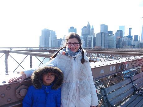 Nueva York con niños: Staten Island, Brooklyn Bridge y Madame Tusseauds
