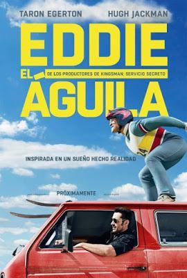 Eddie El Águila. Un perdedor con encanto.