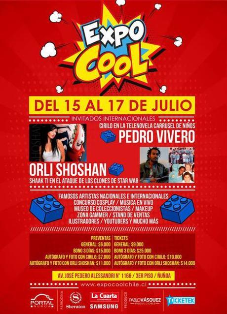 Del 15 al 17 de julio expocoolchile en el portalnu oa for Viveros en nunoa