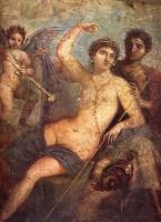 Venus y Marte, Pompeya, S.I
