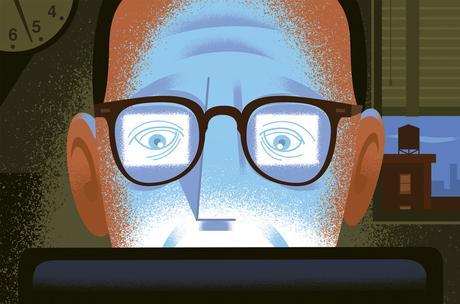 Puedes tener el síndrome visual informático y quizá no lo sabes