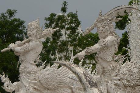 Chiang Rai y el Templo Blanco