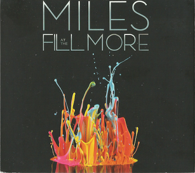 JAZZ. Miles at Filmore.