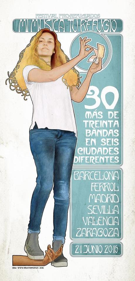 Mi música tu refugio, confirmaciones en Madrid