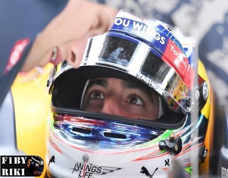 Daniel Ricciardo esta listo para luchar Canadá: