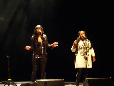 Mike Faris & The Roseland Rhythm Revue - 08/06/2016 - Murcia