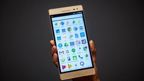 Lenovo Phab 2 Pro: el primer celular Tango, tecnología de Google