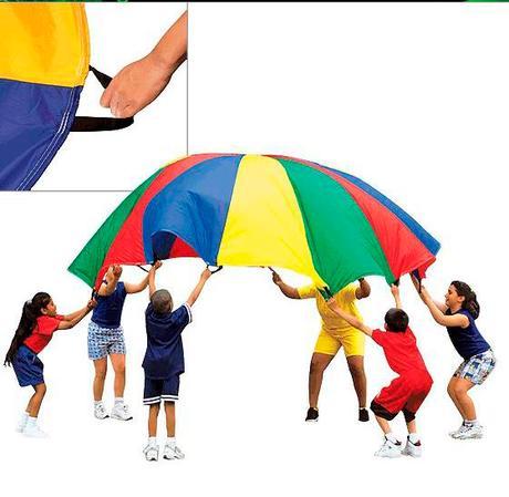 juegos de paracaidas
