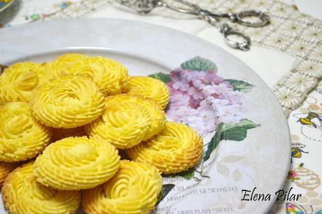 Galletas de maíz