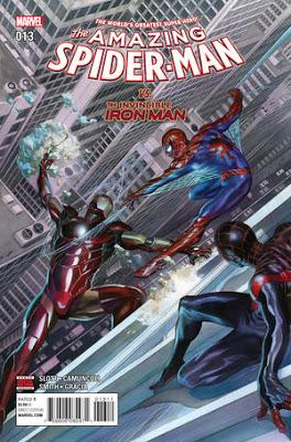 Reseña: 'Amazing Spider-Man' #13
