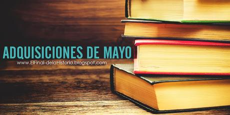 Vídeo | Adquisiciones de mayo: Fantasía y libros enormes