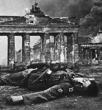 La Segunda Guerra Mundial año a año: 1945