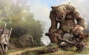 sueño con un troll