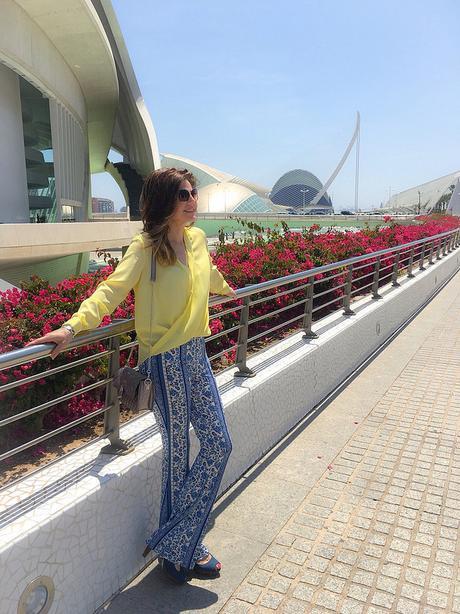 Un paseo por Valencia