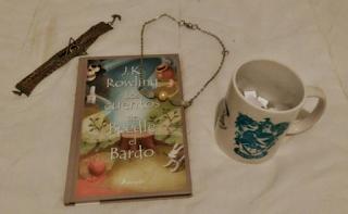 Minireseña: Los cuentos de Beedle el Bardo - J.K.Rowling