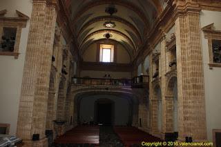 """Sant Miquel dels Reis """"El Escorial Valenciano""""."""