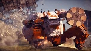 Just Cause 3 Mech Land Assault 1